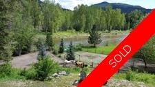 Westbridge / Christian Valley / BC / riverfront / Kettle River / cabin / land / tiny home / for sale / MLS / Jennifer Brock / Royal LePage