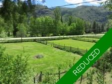 westbridge / christian valley / kettle river / bc / house / hobby farm / land / for sale / jennifer brock / royal lepage / horse