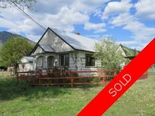 Grand Forks / BC / hobby farm / house / land / for sale / real estate / jennifer brock / royal lepage