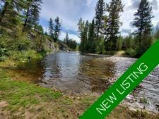 Carmi River view home on land for sale:  3 bedroom 2,112 sq.ft. (Listed 2019-11-18)