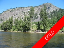 Zamora Estates Riverfront Lots for sale in Westbridge BC Jennifer Brock Macdonald Realty Okanagan South / Boundary Country
