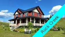 Bridesville / Rock Creek / BC / house / land / for sale / Jennifer Brock / realtor / Royal LePage / MLS