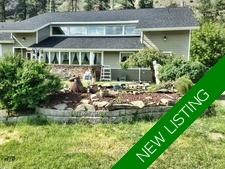 Rock Creek / Kettle Valley / Riverfront / Home / Land / House / Farm / For Sale / Jennifer Brock / Royal LePage