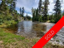 Beaverdell / Carmi / BC / riverfront / house / land / for sale / real estate / jennifer brock / royal lepage