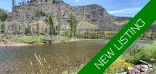 Westbridge Rock Creek BC / Riverfront / Kettle River / Land / Acreage / Lot / For Sale / MLS © Real Estate Listing Jennifer Brock Macdonald Realty Okanagan South / Kootenay Boundary